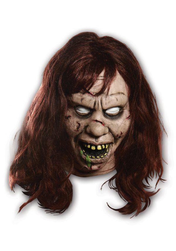 The Exorcist Regan Mask