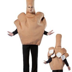 The Finger Costume