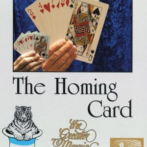 The Homing Card Learn Magic Tricks DVD