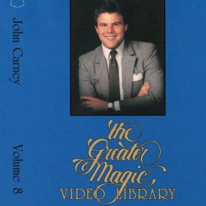 The Magic Of John Carney Learn Magic Tricks DVD