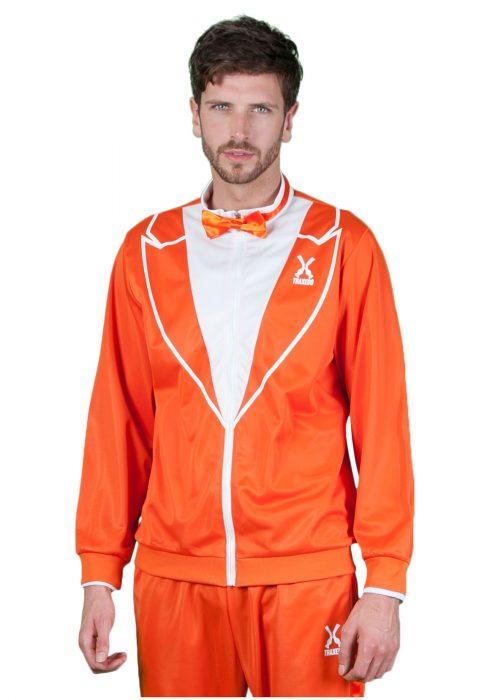 The Orange Dutchman Traxedo