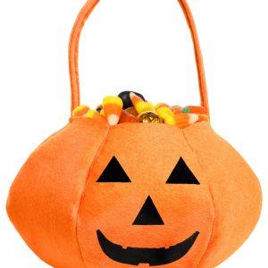 The Pumpkin Treat Pail