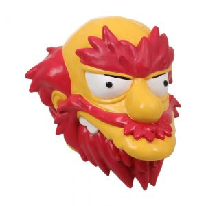 The Simpsons Groundskeeper Willie Mask