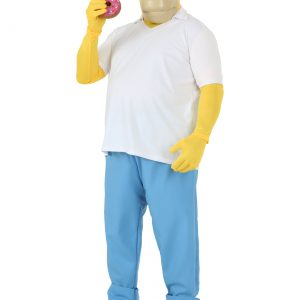 The Simpsons Homer Simpson Costume
