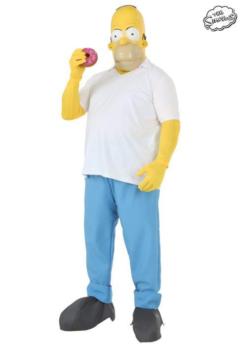The Simpsons Homer Simpson Costume