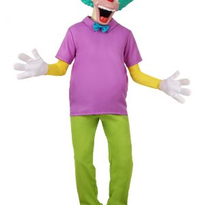 The Simpsons Krusty the Clown Costume