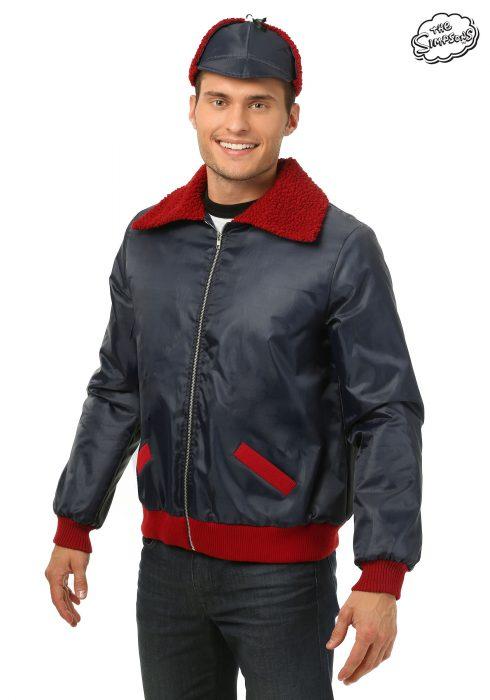 The Simpsons Mr. Plow Plus Size Jacket