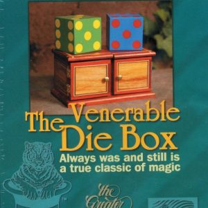 The Venerable Die Box Learn Magic Tricks DVD