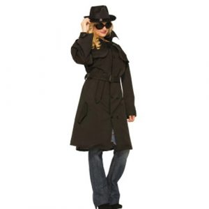 The Womens Flasher Costume