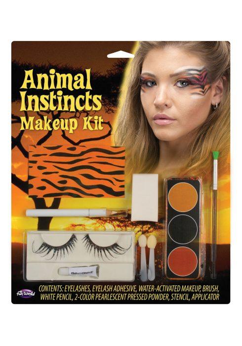Tiger Animal Instincts Makeup Kit