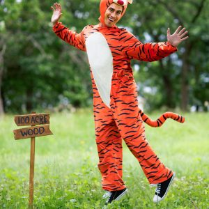 Tigger Deluxe Adult Costume