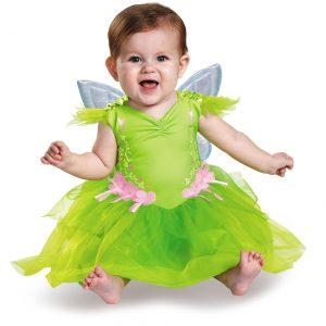 Tinker Bell Deluxe Infant Costume