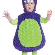 Toddler 3 Eyed Monster Costume
