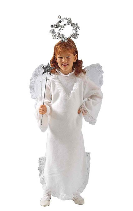 Toddler Angel Costume w/wings