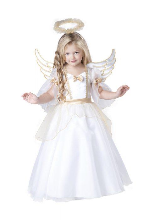 Toddler Angelic Costume
