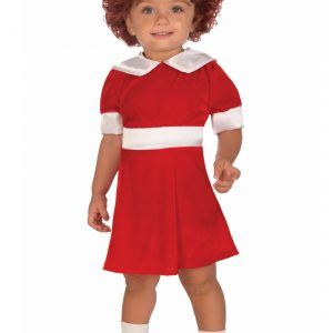 Toddler Annie Costume