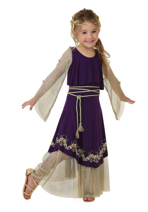 Toddler Aphrodite Goddess Costume