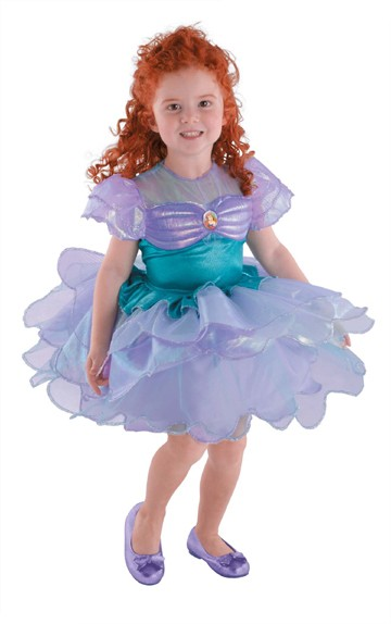 Toddler Ariel Ballerina Costume
