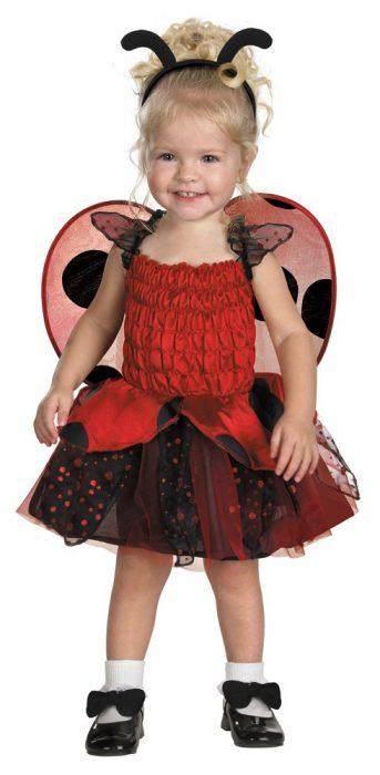 Toddler Babybug Ladybug Costume