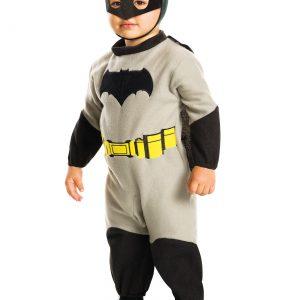 Toddler Batman Fleece Romper