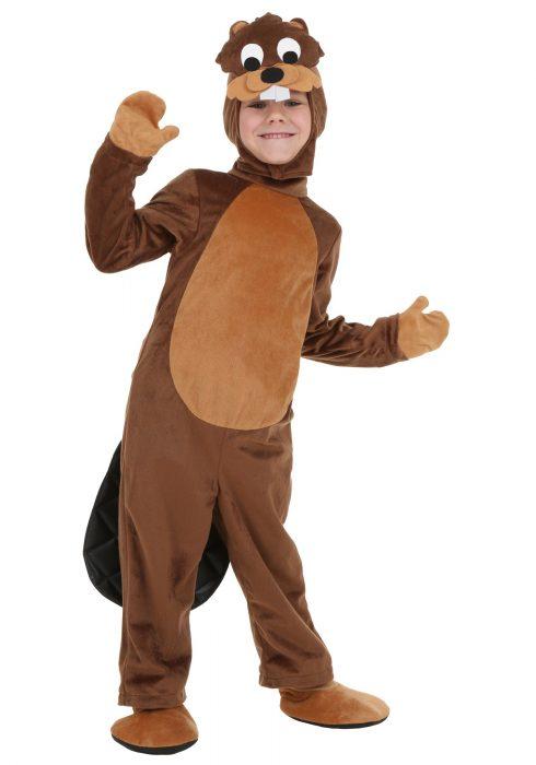 Toddler Beaver Costume