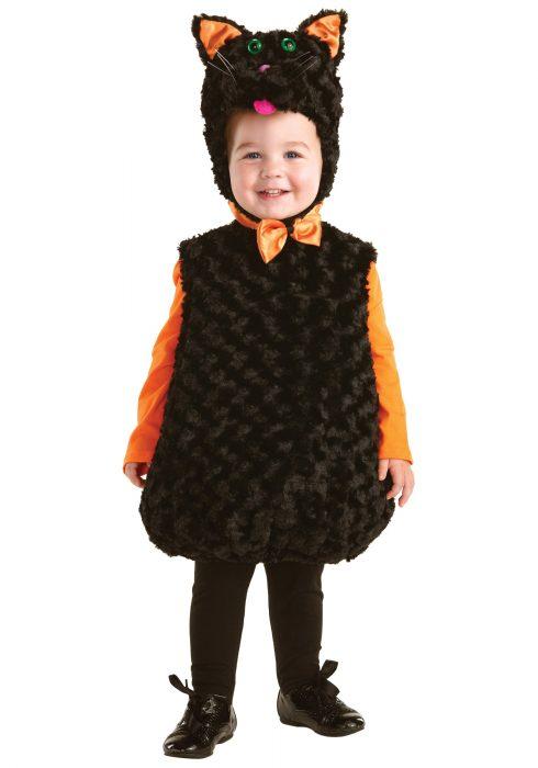 Toddler Black Cat Costume