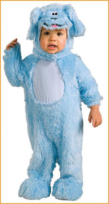 Toddler Blues Clues Costume