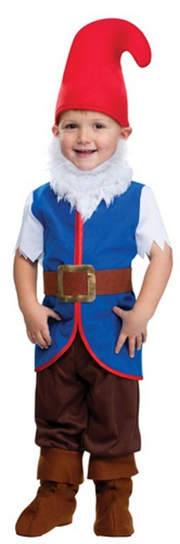 Toddler Boy Gnome Costume
