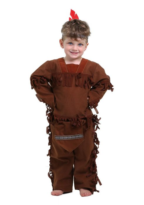 Toddler Boy Indian Costume