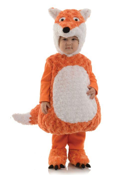 Toddler Bubble Fox Costume