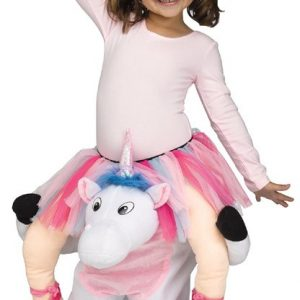 Toddler Carry Me Unicorn Costume