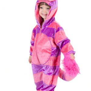 Toddler Cheshire Cat Jumpsuit