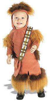 Toddler Chewbacca Halloween Costume