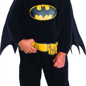 Toddler Classic Batman Romper Costume