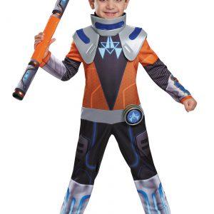 Toddler Classic Miles Chromes Costume