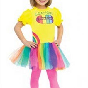 Toddler Color Me Cutie Costume