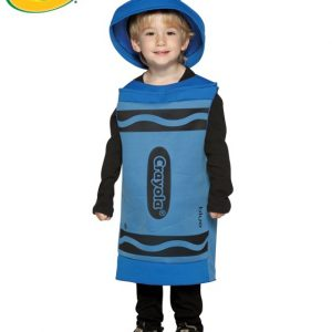 Toddler Crayola Crayon Costume - Blue