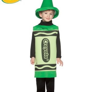 Toddler Crayola Crayon Costume - Green