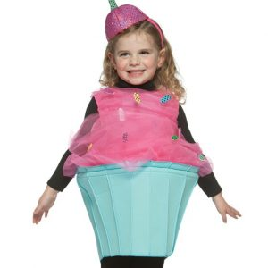 Toddler Cupcake Costume