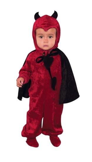 Toddler Darling Devil Costume