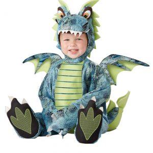 Toddler Darling Dragon Costume