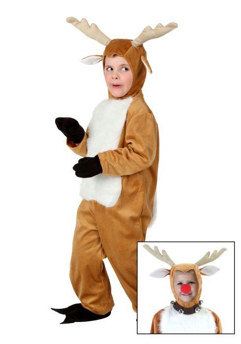 Toddler Deer Costume