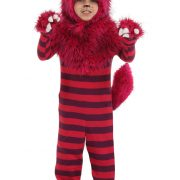 Toddler Deluxe Cheshire Cat Costume