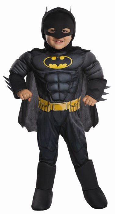 Toddler Deluxe Classic Batman Costume
