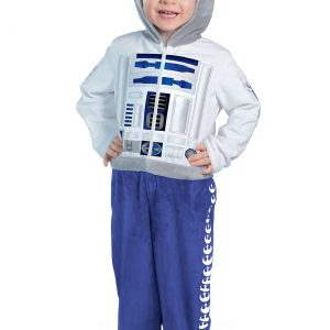 Toddler Deluxe R2D2 Costume