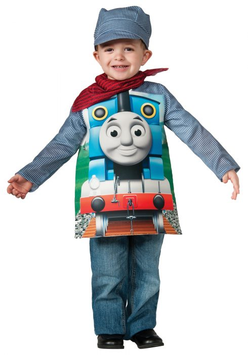 Toddler Deluxe Thomas Costume