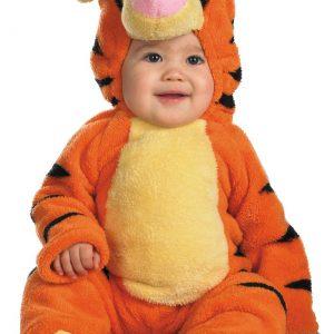 Toddler Deluxe Tigger Costume