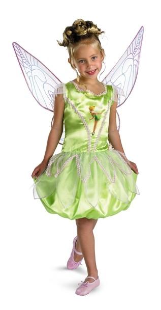 Toddler Deluxe Tinker Bell Costume