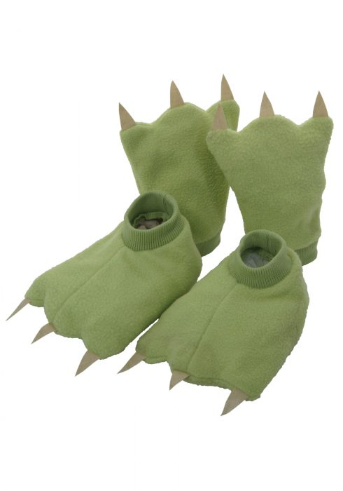 Toddler Dinosaur Hands and Feet