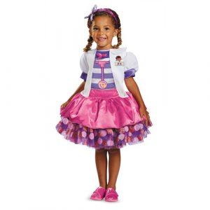 Toddler Doc McStuffins Tutu Costume